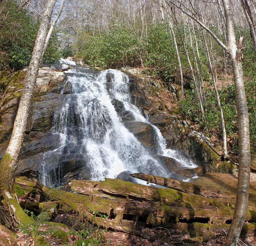 Warriors Path State Park: Rocky Fork, Unicoi County, Tennessee